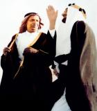 محمد عوض بن لادن «المعلم»